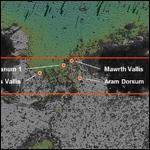 Российско-европейской марсианской миссии рекомендовали сесть на болото