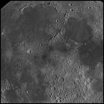 Вода на Луне появилась из-за солнечного ветра