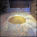 В Греции нашли мозаику времен Александра Македонского