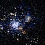 В скоплении Паутины нашли скрытые регионы звездообразования