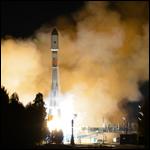 Запуск спутника с Плесецка отложили после ЧП с вагоном