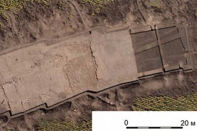 На Украине обнаружили гигантский храм возрастом шесть тысяч лет