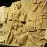 Римские гладиаторы оказались вегетарианцами