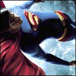 Над Великобританией летает Супермен