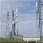 В США стартовала ракета с навигационным спутником