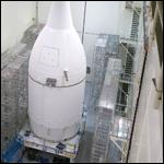 В США завершили сборку многоразового космического корабля Orion