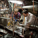 Физики предложили в 150 раз сократить длину ускорителя частиц