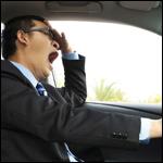 Бессонницу признали важнейшей причиной смерти в автокатастрофах