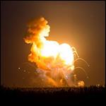 Российский производитель открестился от аварии ракеты Antares