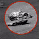 На Марсе обнаружен череп гуманоида