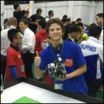 В олимпиаде по робототехнике в Сочи приняло участие рекордное количество стран