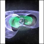 Невидимое силовое поле защитило Землю от смертельно опасных электронов