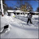 Ученые объяснили аномальный снегопад в США глобальным потеплением