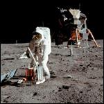 В России сообщили о невозможности полетов космонавтов на Луну