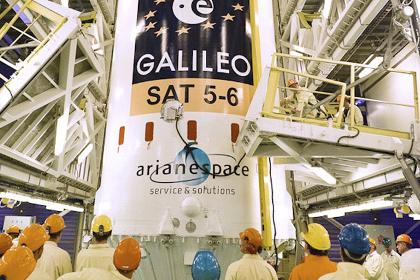 Запущенный на нерасчетную орбиту спутник Galileo заработал