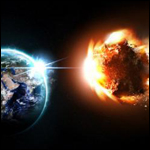 Эксперимент с лазером объяснил зарождение жизни от удара метеорита