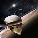 Межпланетную станцию New Horizons разбудили у орбиты Плутона