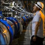Ученые начали готовить Большой адронный коллайдер к новому запуску