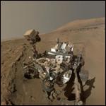 На Марсе обнаружены признаки жизни