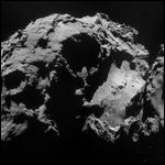 Ученые получили цветные снимки кометы Чурюмова-Герасименко