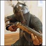 Новосибирские ученые подарят Путину доспехи древнетюркского воина
