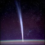 Комета Лавджоя украсит небо на Рождество