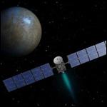 Зонд Dawn начал приближение к карликовой планете Церера