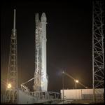 Старт частной ракеты Falcon 9 к МКС отложили