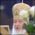 Патриарх Кирилл провел сеанс связи с космонавтами