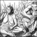 У неандертальцев нашли половое разделение труда