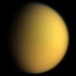 В метановых морях на Титане может быть жизнь