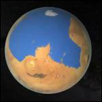 За 3 миллиарда годов Марс потерял океан воды