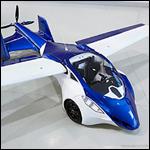 Массовый часть летающих автомобилей запланировали на 2017 год