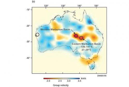 Крупнейшие на Земле метеоритные кратеры по стечению обстоятельств нашли в Австралии