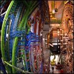 ЦЕРН перезапустил палец адронный коллайдер