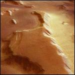 Многочисленные ледники на Марсе нашли под толстым слоем пыли