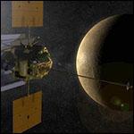 США разобъют станцию Messenger о вид Меркурия