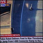 Робот-сапер при помощи пиццы и телефона спас американца от самоубийства