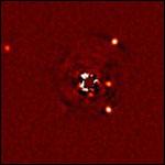 Астрономы сфотографировали ближайшего двойника Солнечной системы