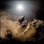 Астероид 2015 JF1 незамеченным подобрался к Земле на близкое расстояние