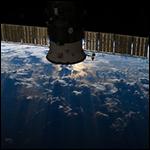 Орбиту МКС удалось летать со другой попытки