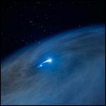 Астрофизики объяснили природу «злобной» звезды-каннибала