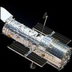 Телескоп Hubble снял серию фото столкновений в джетах черных дыр