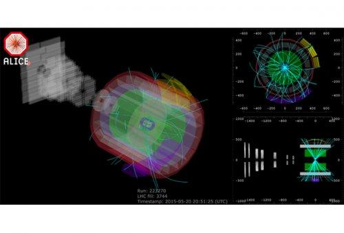 На БАКе провели первые столкновения протонов на максимальной энергии