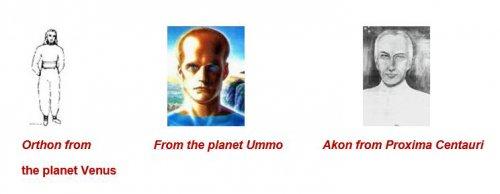 Пришельцы, живущие между людей