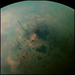 Учёные описали возможные формы жизней на Марсе и на Титане