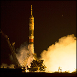 К МКС запущен пилотируемый корабль «Союз ТМА-18М»