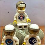 Датский астронавт повез на МКС 26 фигурок «Лего»