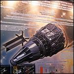 Роскосмос отказался от ракетного двигателя с ядерным реактором