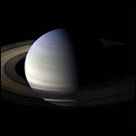Осколки развалившегося спутника обнаружили в молодом кольце Сатурна